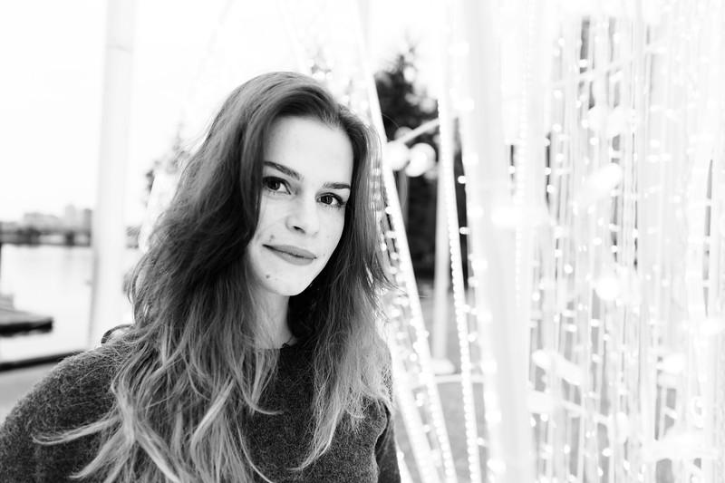 Portrait session with Anne Desplanches