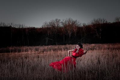 Red • A Wonderland • Restructured