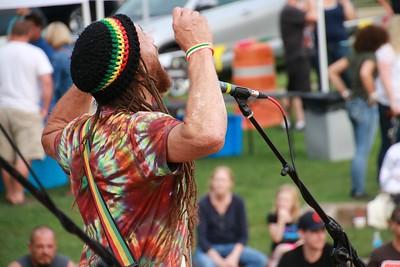 Carlos Jones & the PLUS Band (Fairport Harbor Concert Series - August 11, 2017)
