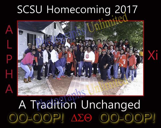 SCSU Homecoming 2017