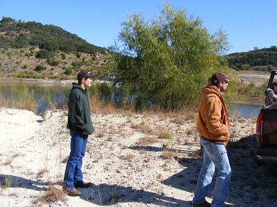 Rifle Hunt at Crofoot  November 12-14, 2010