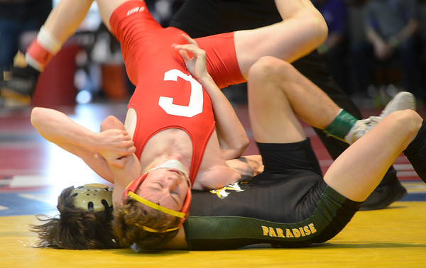 Chico High wrestling wins back-to-back Northern Section Masters championships