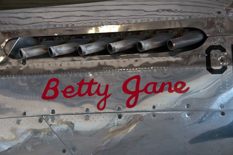 """Betty Jane"""