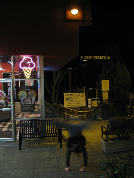 Stacee Calderon - Ben & Jerry's, Portland, OR - 2/2008