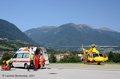 Helicopter Team Trento in action | Nucleo Elicotteri Trento in azione