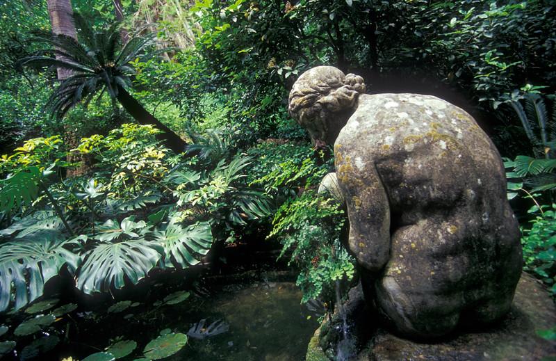 La Concepcion Garden, Malaga