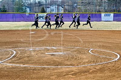 Chantilly Girls Varsity Softball v West Springfield, Thursday, March 17, 2011