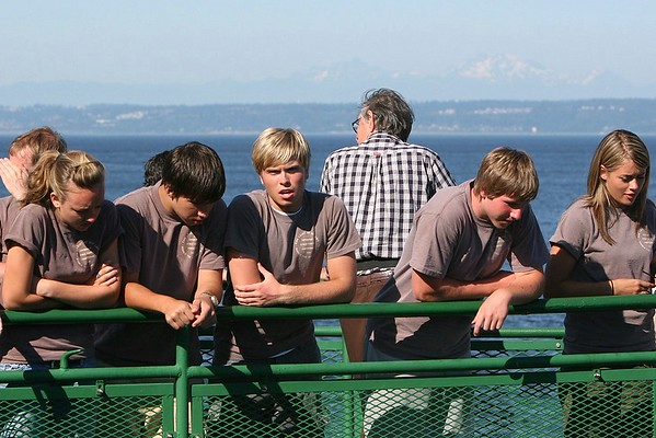 Redmond Stake Youth Conference 2006 - Fort Worden