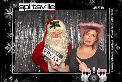 Splitsville Entertainment Burlington Staff Party