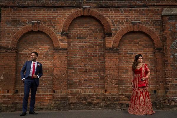 MEENA & RAJ'S WEDDING