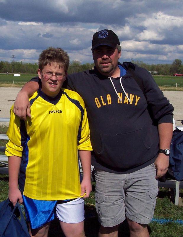 Dane's coach and computer mentor, Ken