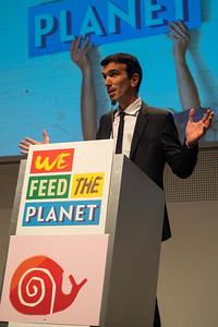 Terra Madre Giovani - We Feed the Planet - Conferenza di Chiusura