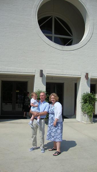 May 3.2- Baptism from Dad