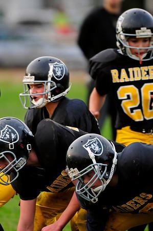 Midgets - Playoffs - Round 1 - Raiders v. Chargers