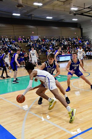 Boys Basketball 2019 -20