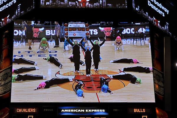 Bulls Pre-Game Show (11-11-13)