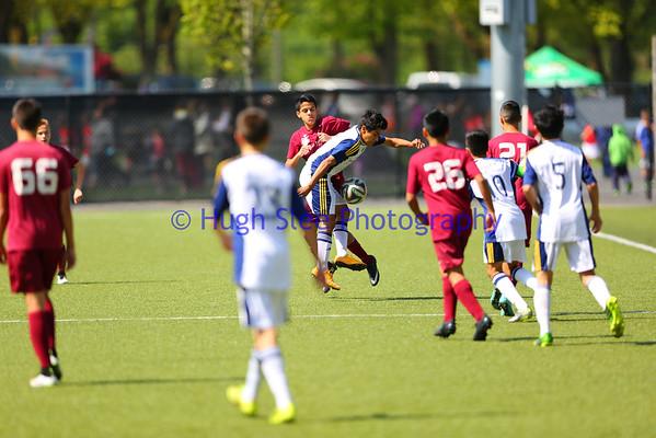 Boys Under 13 FC Alliance v PacNW