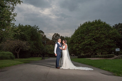 Amy & Marc Wedding 24th September 2017 - Previews