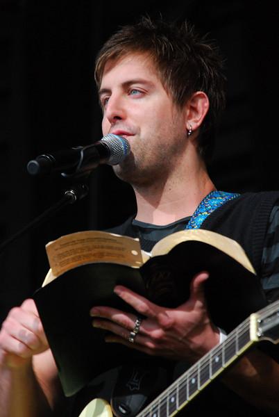 Toby Mac /Jeremy Camp/Matthew West  BBM Tour