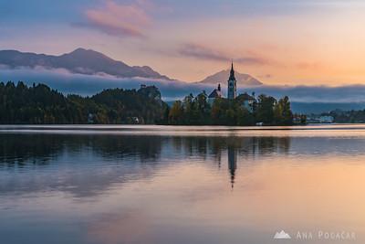Around Bled & Bohinj - Oct 14-17, 2016