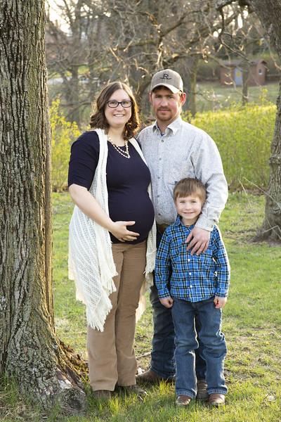 Amber Rogers Maternity