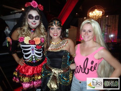BRAZILIAN HALLOWEEN BALL 2014