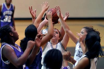 2008-09 SMS girls' basketball