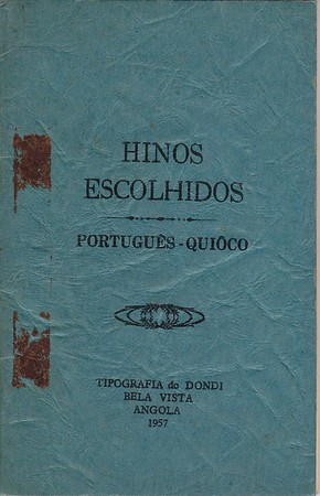 Hinos Escolhidos - Portugues-Quioco