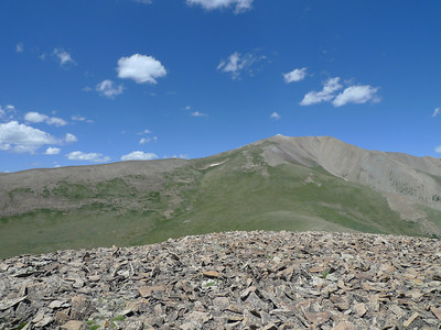 Mt. Silverheels, August 2011