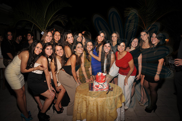 Stephanie's FIU Graduation Party