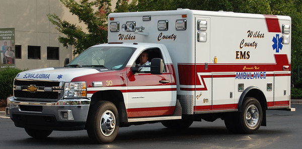 Wilkes County EMS