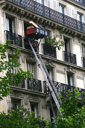 Paris, June 2007