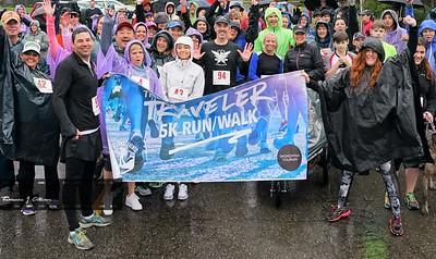 Traveler 5.5K Run/walk 2017