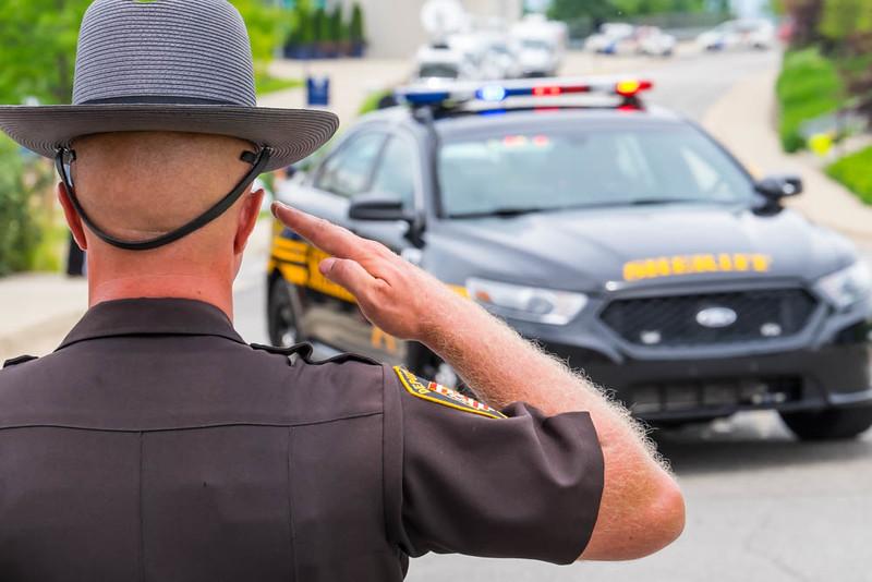 Officer Sonny Kim RIP