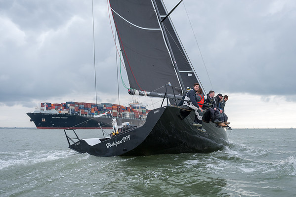 The RORC Cervantes Trophy Cup (May Day Bank Holiday)