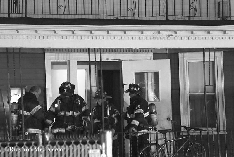 2 Alarm Structure Fire - 3 Neilon Rd, Malden, MA - 3/5/17