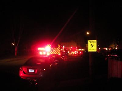 Newmarket NH, 4th alarm 11-24-2011
