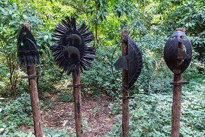 Scenery of Tanzania