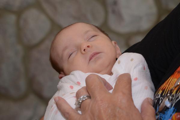 Colette Meteer's Baby Blessing