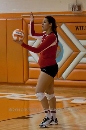 Boone Preseason Volleyball Tournament - 10