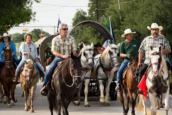 2018 Pasadena Rodeo Trail Ride