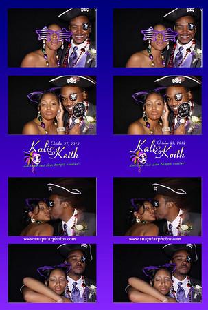2012-10-27 Kali & Keith