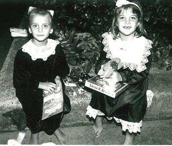 1989 Keiki Christmas Party 12-13-1989