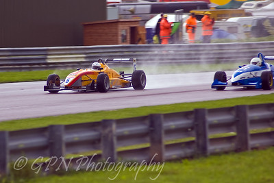 F3 - Thruxton - October 2006