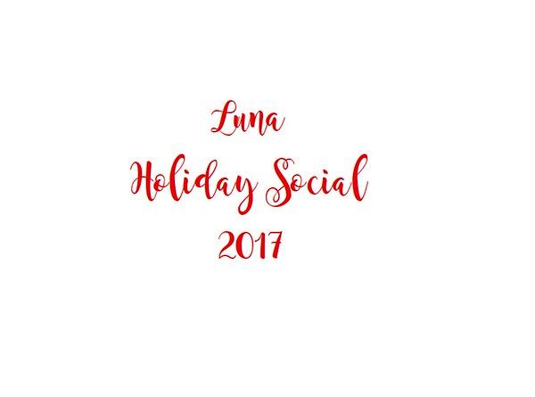 Luna Holiday Social
