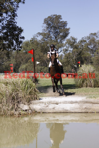 2009 10 18 Brooker Swan River Horse Trials Cross Country Preliminary Senior