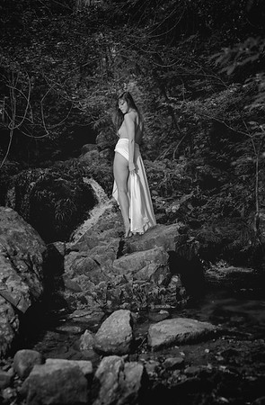 Anna  at Shing Mun Country Park