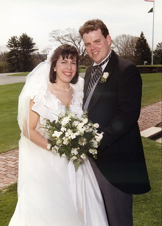 Our Wedding May 2, 1987