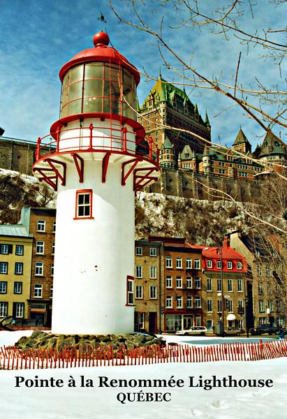 Quebèc Lighthouses