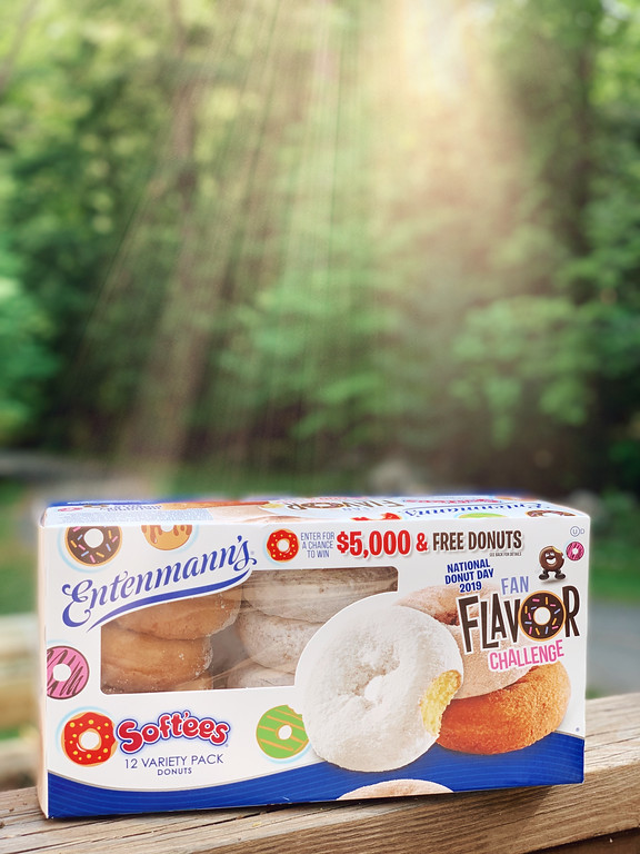 Join the Entenmann's Fan Flavor Challenge & Sweepstakes for National Donut Day and enter to win grand prizes! #ad #FanFlavorChallenge #NationalDonutDay